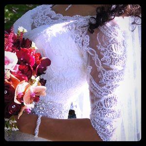 Fiore Couture Morgan Wedding Dress